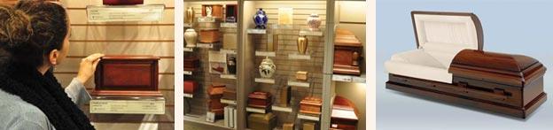 caskets-urns