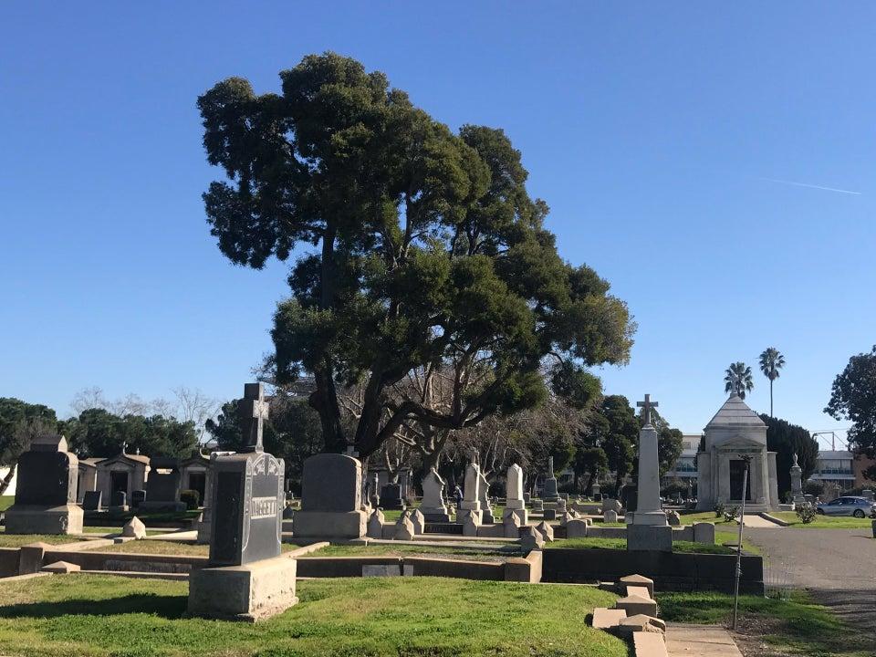 St. Joseph Cemetery, Sacramento